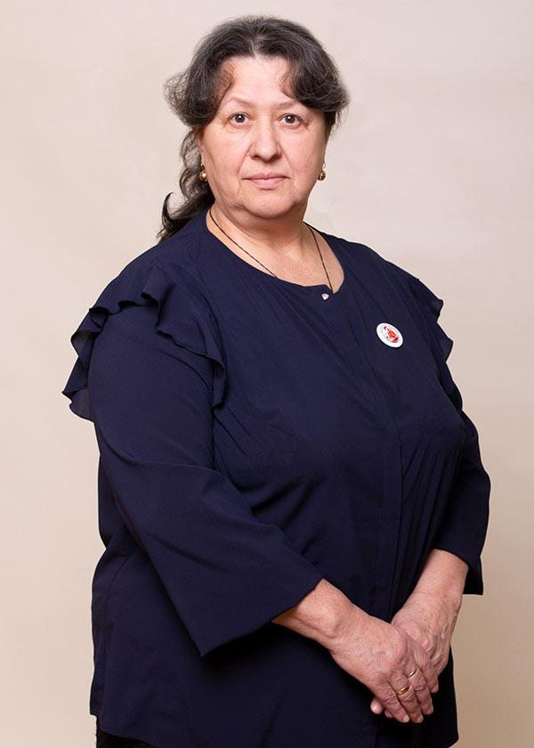 Дажук Галина Николаевна