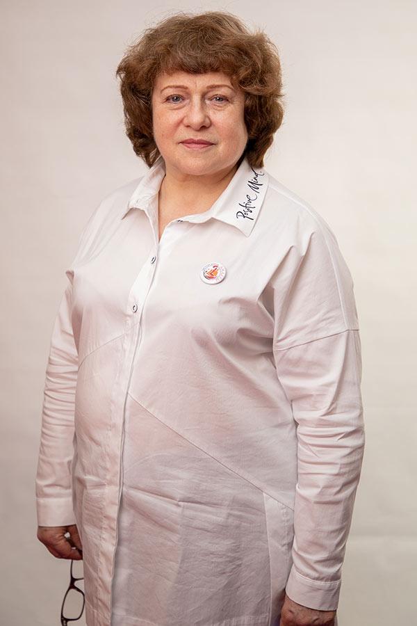 Земскова Людмила Вячеславовна
