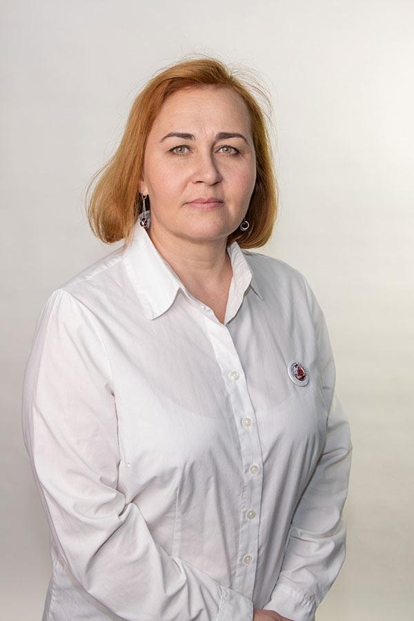 Измайлова Оксана Олеговна