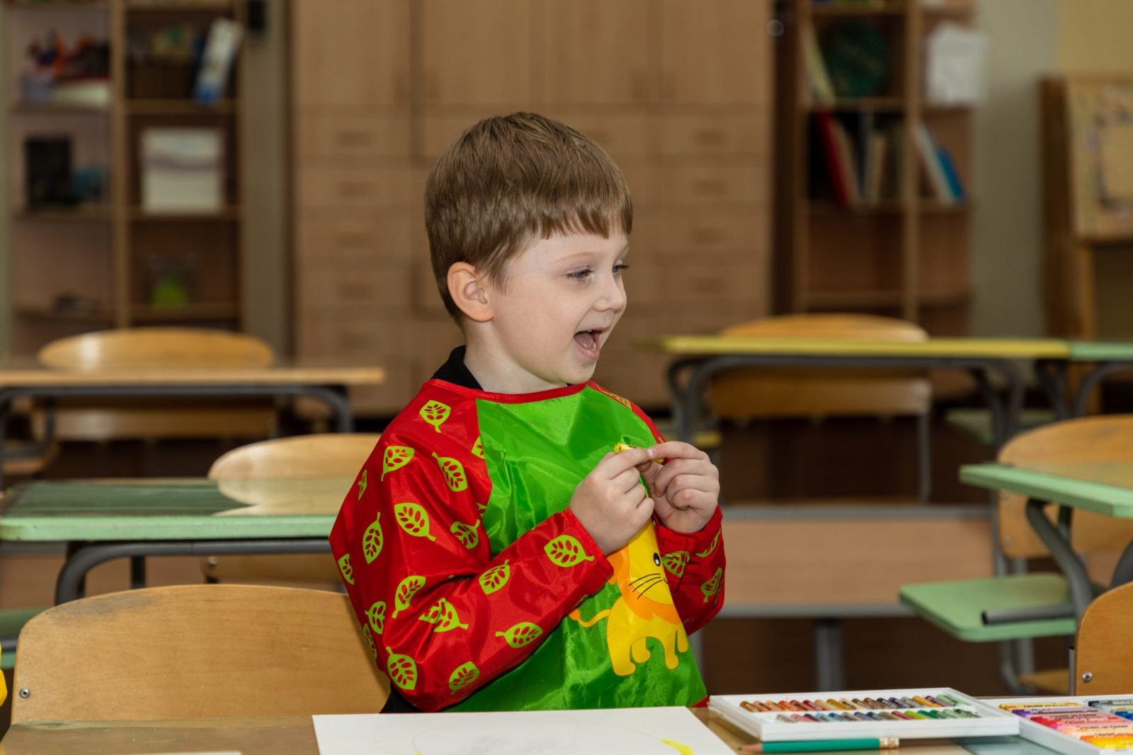 Помогаем ребенку сформировать правильное поведение