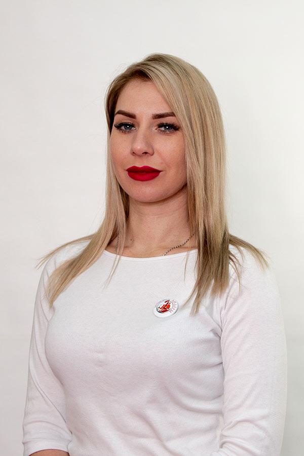 Гарькуша Ирина Юрьевна