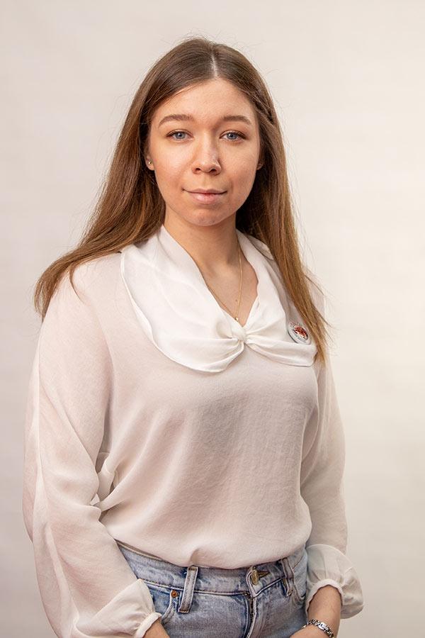 Климова Екатерина Сергеевна