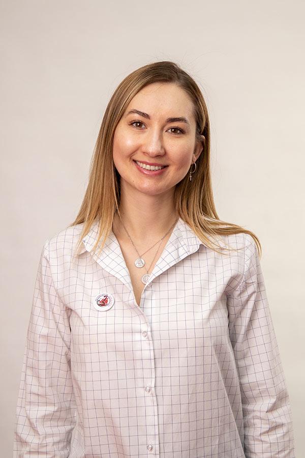 Колтунова Ирина Сергеевна