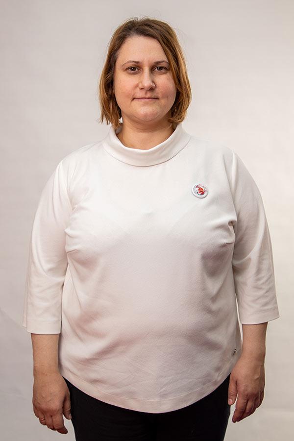 Лужнова Кристина Валерьевна