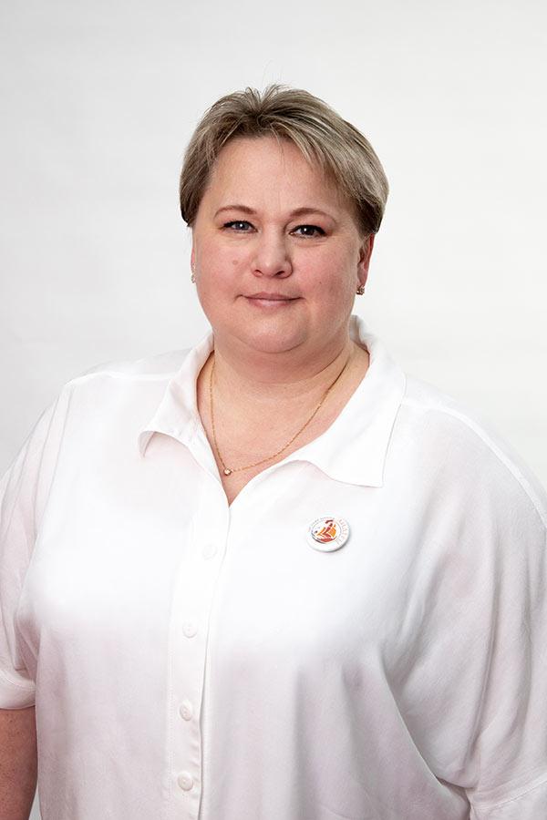 Мельникова Наталья Витальевна