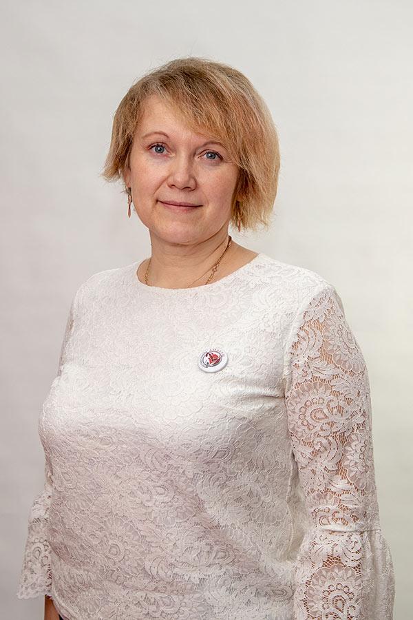 Романова Ирина Петровна