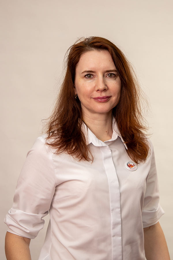 Рябова Ольга Анатольевна