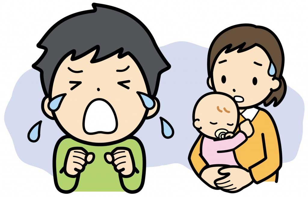 Про ревность между детьми (несколько рекомендаций)