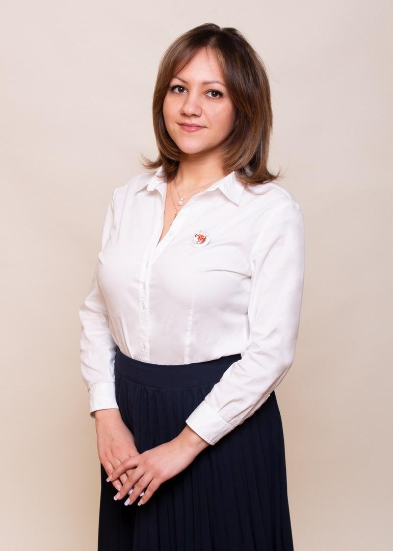Нечаева Ксения Борисовна