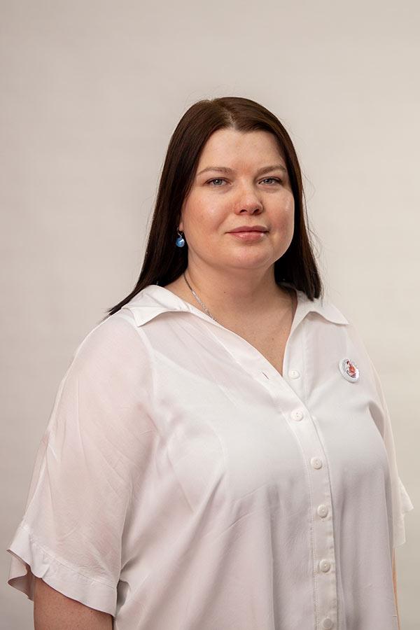Голубева Ирина Евгеньевна